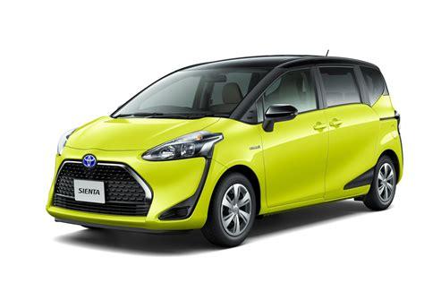 Toyota Sienta by Facelift Voor Toyota Sienta Toyota