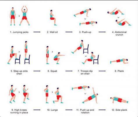 chaise de bureau bureau vall why the 7 minute workout works high intensity circuit