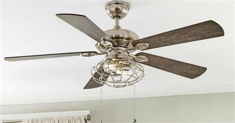 ceiling fans  shipping  home depot