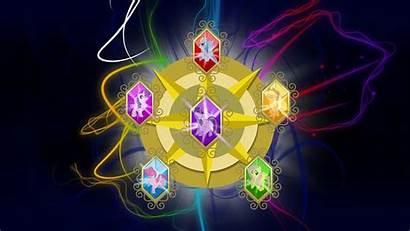 Harmony Elements Pony Mane Magic Friendship Fim
