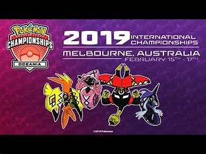 2019 Pokémon Oceania International Championships—FINALS ...