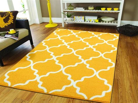 Walmart Outdoor Rugs 5x8 by New Modern Area Rugs 8x10 Yellow Moroccan Rug 5x8 Area Rug