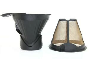 See pics smoke free and pet storage. Ninja Replacement Coffee Filter For CF097, CM407, CP307 ...