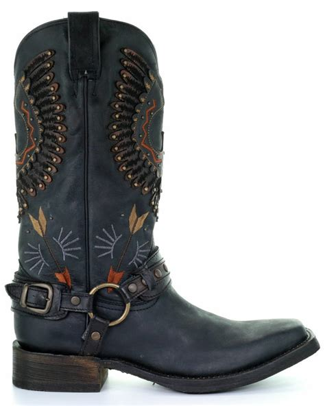 corral harness eagle boot boots western mens