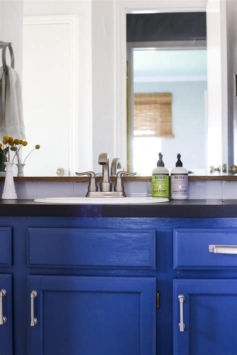 Weekend Bathroom Makeover Reveal  Love & Renovations