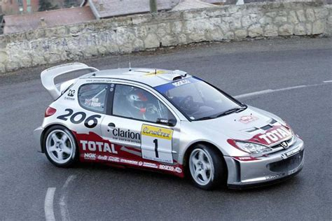 Peugeot 206 Wrc by Peugeot 206 Wrc Last On The Top Of The World