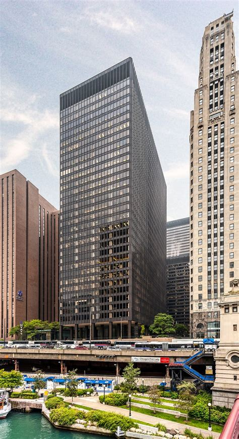 Illinois Center  Before And After Architecture