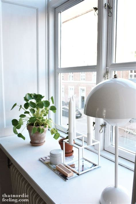 Window Sill Decor by Window Sill Via That Nordic Feeling That Nordic Feeling