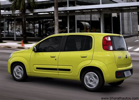 Small Fiat Car by Fiat India To Launch Small Car For India