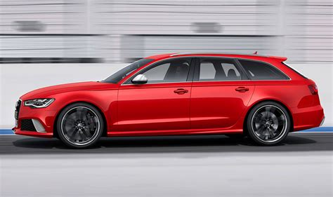 audi rs avant performance station wagon