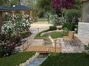 20 aesthetic and family friendly backyard ideas for Cool backyard landscaping ideas