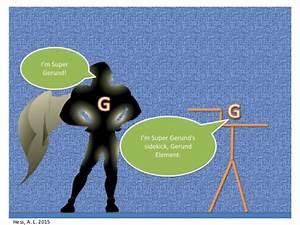 Sentence Diagramming  Gerunds