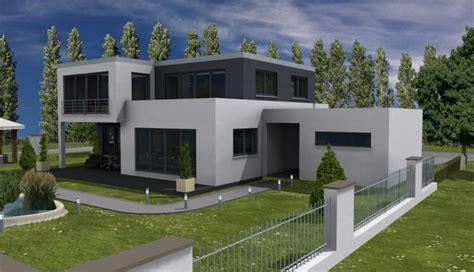 Moderne Häuser Ebenerdig by Haus Grundrisse Finden In Massivhaus Ausf 252 Hrung Haus