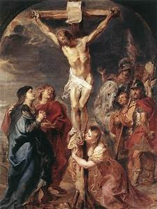 """Christ Crucified. BIBLE SCRIPTURE: John 19:20, """"This title ..."""