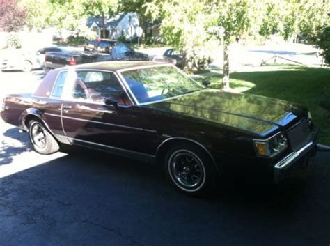 Buy Used 1985 Buick Regal Limited Coupe 2-door 5.0l Low