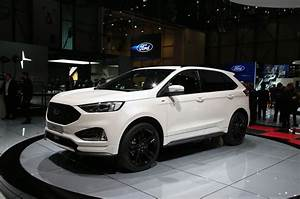 Ford Edge Avis : new ford edge officially launched in europe autocar ~ Maxctalentgroup.com Avis de Voitures