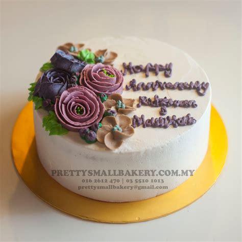 kek  simple tapi cantik prettysmallbakery