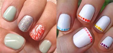 15 + Easy Summer Nail Art Designs, Ideas, Trends