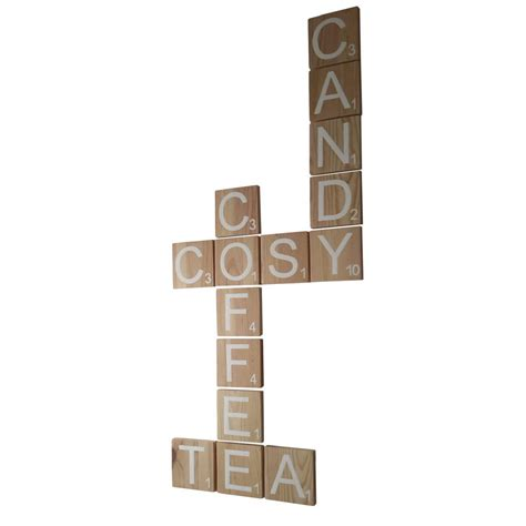 Lettre Scrabble Murale Awesome Lettres With Lettre