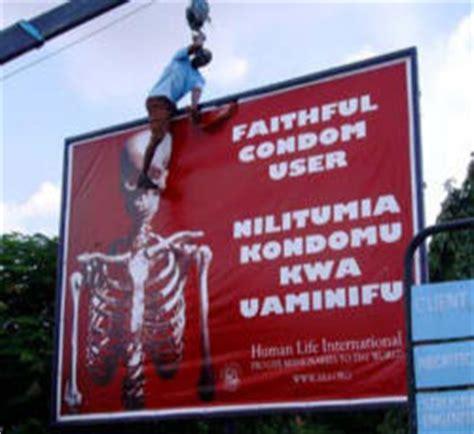 harvard aids expert pope correct  condom distribution