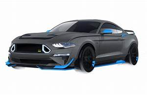 Ford Mustang RTR Spec-5 by Vaughn Gitten Jr. is 750 hp limited edition | Autoblog