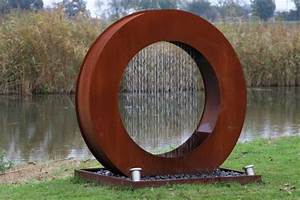 Gartenbrunnen Aus Cortenstahl : gartenbrunnen cortenstahl ringo modell 3 ~ Sanjose-hotels-ca.com Haus und Dekorationen