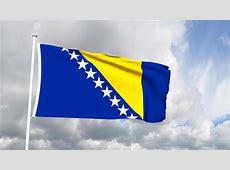 Flag Of Bosnia And Herzegovina RankFlagscom