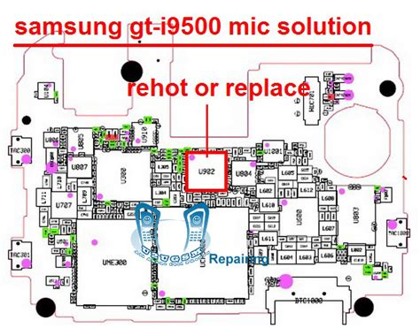 samsung i9500 galaxy s4 mic solution jumper problem ways microphone