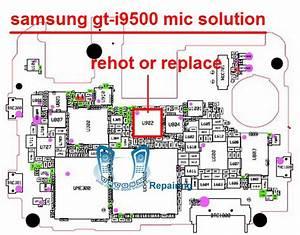 Samsung I9500 Galaxy S4 Mic Solution Jumper Problem Ways