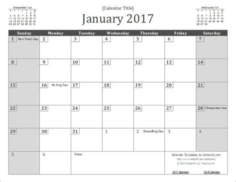 calendar template by vertex42 45 best images about calendars and planners on 2017 yearly calendar the calendar