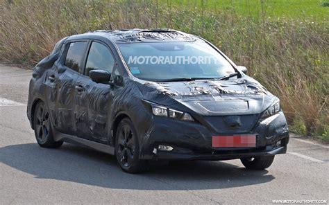 Toyota Leaf 2020 by 2018 Nissan Leaf