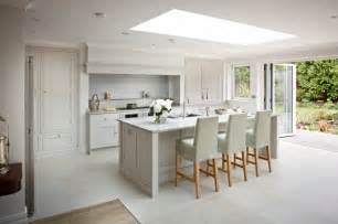 shaker kitchen island surrey bespoke traditional shaker kitchen transitional kitchen by brayer design