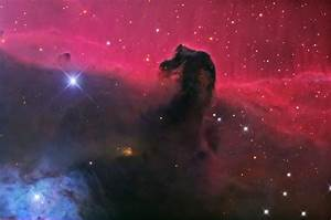 APOD: 2008 November 26 - The Horsehead Nebula in Orion