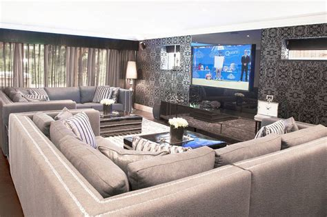 Tv Room Sofa by Chicago Bespoke Tv Room Moores Interiors Bespoke Sofas