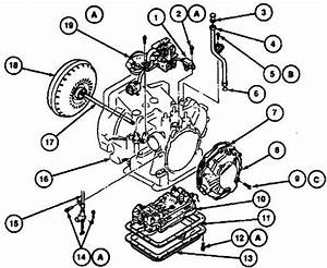 Schematics And Diagrams  1993 Ford Escort Transmission