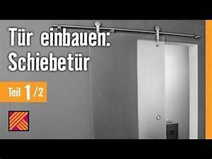 Trockenbau Tür Einbauen : montageanleitung schiebet r mit holzblende doovi ~ Frokenaadalensverden.com Haus und Dekorationen