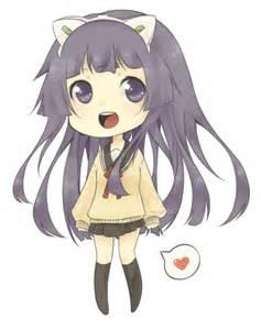 deviantART Anime Girl Chibi