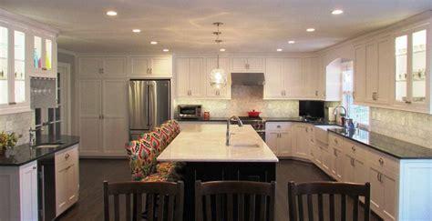 wonderful white kitchen remodel  frederick talon