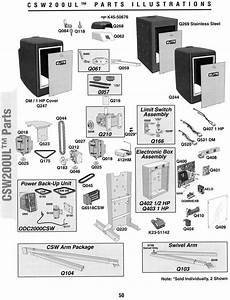 Elite Csw 200 Replacement Parts