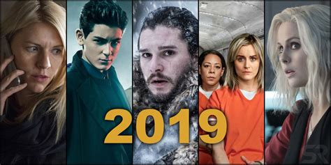Every Tv Show Ending In 2019