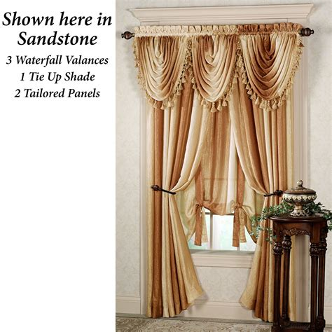 ombre window curtains ombre semi sheer window treatments