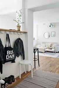 styl skandynawski przedpokoj inspiracje lovingitpl With petit meuble d entree design 13 6 idees pour amenager une petite entree elephant in the room