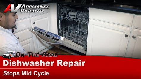 kitchenaid whirlpool dishwasher repair diagnostic