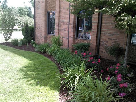 industrial landscaping ideas commercial landscaping company ann arbor michigan