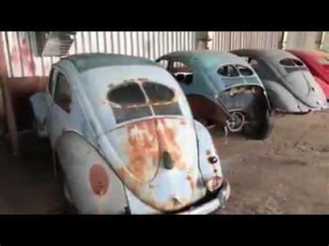 Barn Bug by Classic Vw Bugs Vintage Split Window Garage Barn Stash In