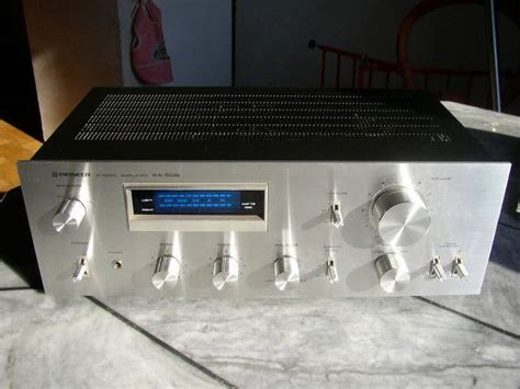 pioneer sa 508 lifiers for entusiasts