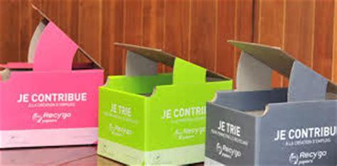 recyclage de papier le g 226 chis des bureaux
