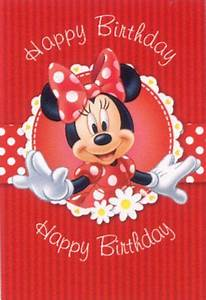 Happy Birthday Maus : best 117 disney happy birthday images on pinterest happy b day happy birthday and happy brithday ~ Buech-reservation.com Haus und Dekorationen