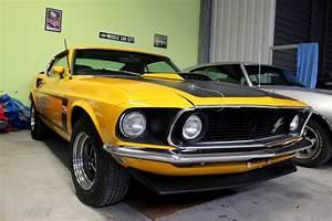 Classic Cars Zeitschrift : ford mustang 1969 fastback mach 1 gelb nr classic car ~ Jslefanu.com Haus und Dekorationen