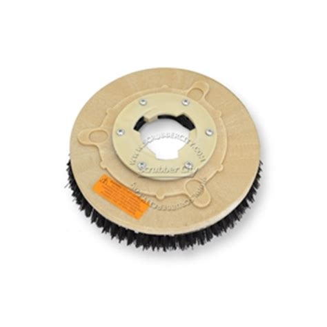 Hild Floor Machine Clutch Plate by 10 Quot Mal Grit 80 Scrubbing And Stripping Brush Assembly